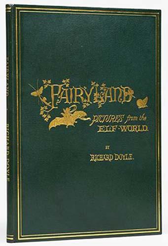 Fairyland - Richard Doyle 1870