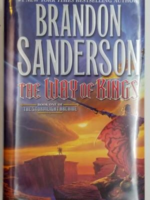 The Way of Kings - Brandon Sanderson 2010