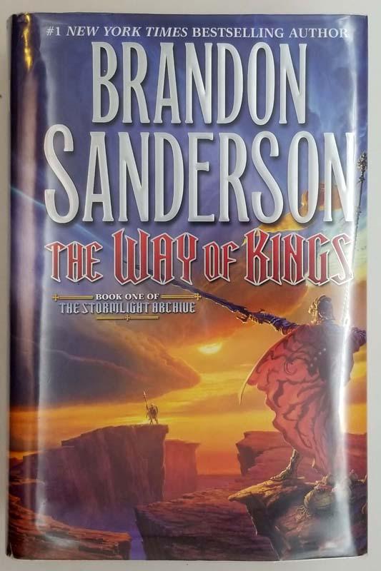 The Way of Kings - Brandon Sanderson 2010