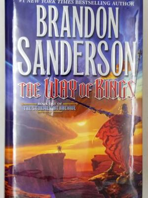 The Way of Kings - Brandon Sanderson 2010 | 1st Edition