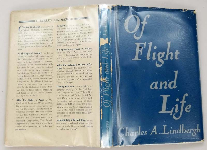 Of Flight and Life - Charles A. Lindbergh 1948