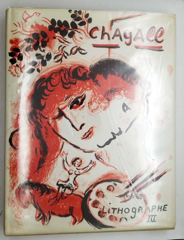 Chagall Lithographe III (1962-1968) - Charles Sorlier 1969
