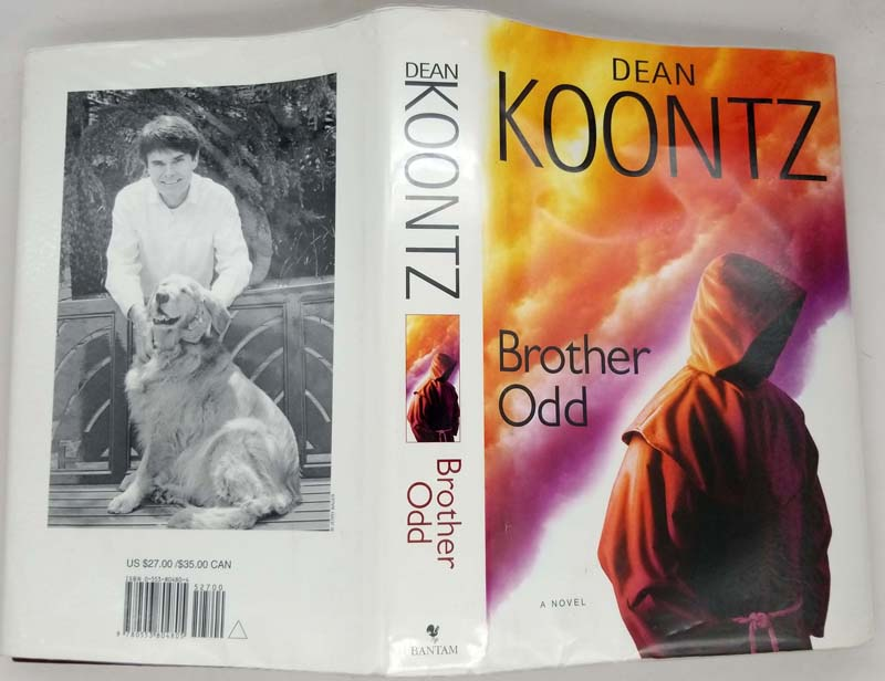 Brother Odd - Dean Koontz 2006