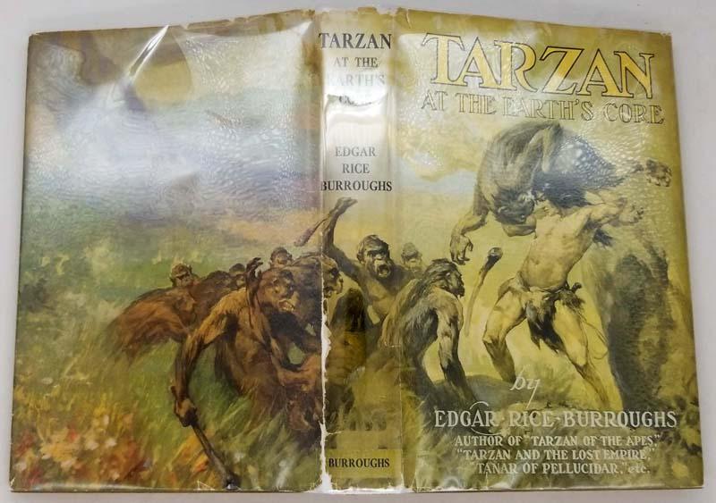 Tarzan at the Earth's Core - Edgar Rice Burroughs 1930