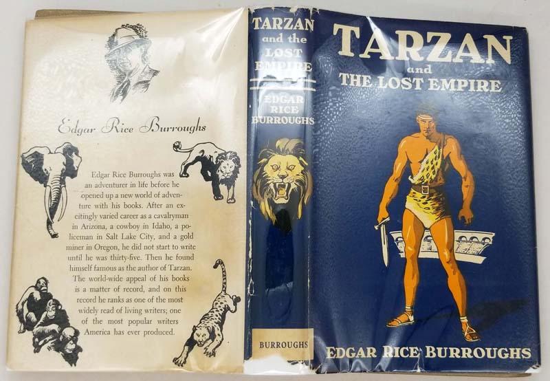 Tarzan and the Lost Empire - Edgar Rice Burroughs 1929