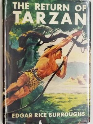 The Return of Tarzan – Edgar Rice Burroughs 1915