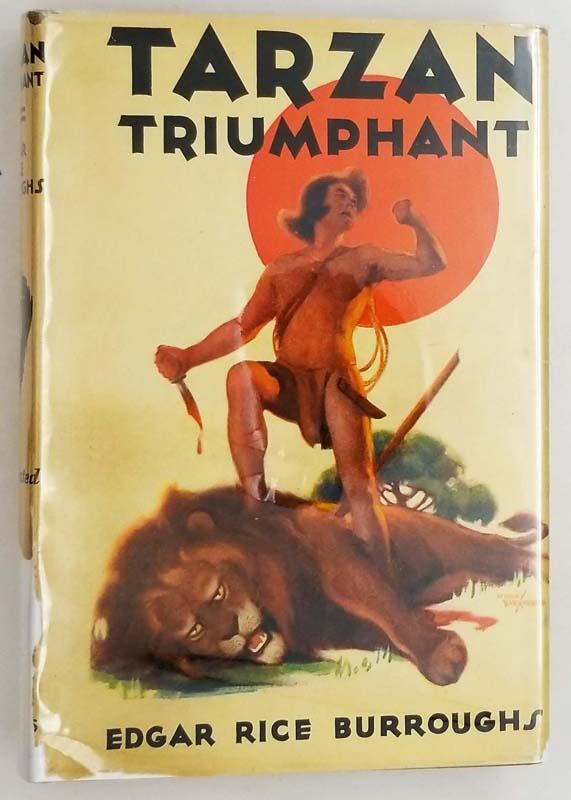 Tarzan Triumphant – Edgar Rice Burroughs 1932
