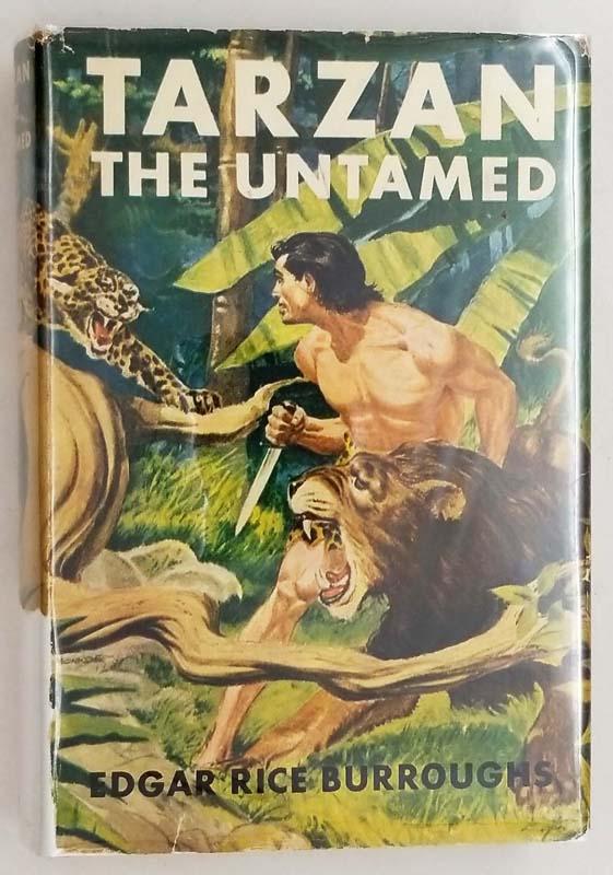 Tarzan Untamed – Edgar Rice Burroughs 1920