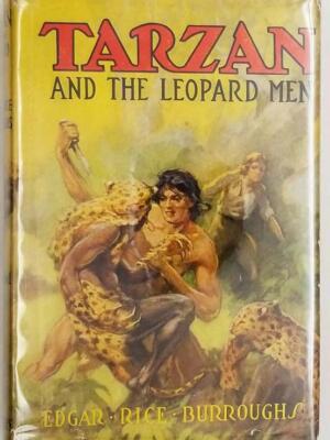 Tarzan and the Leopard Men – Edgar Rice Burroughs 1935