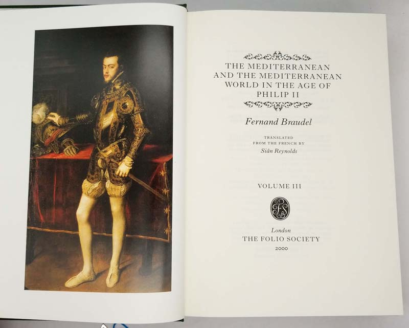 Mediterranean World in the Age of Philip II