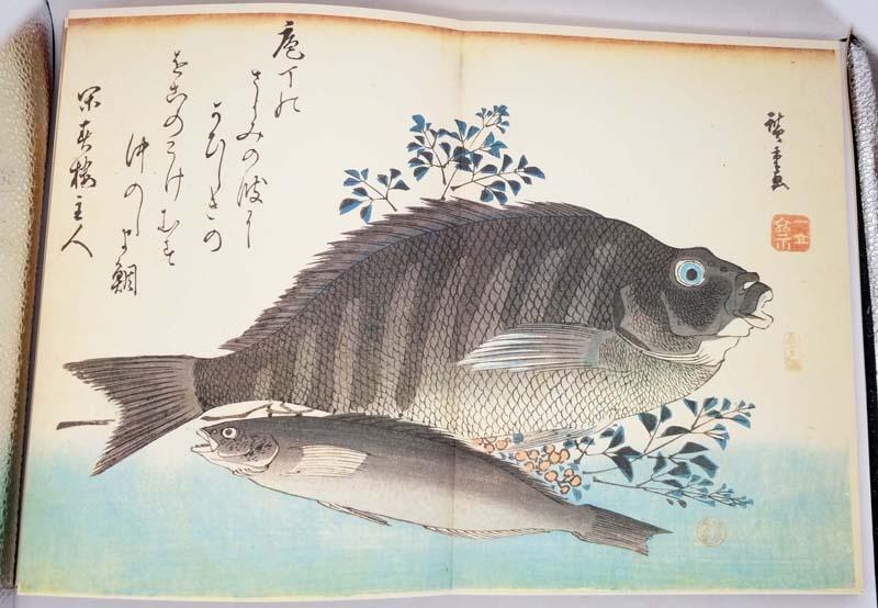 A Shoal of Fishes - Utagawa Hiroshige 1980