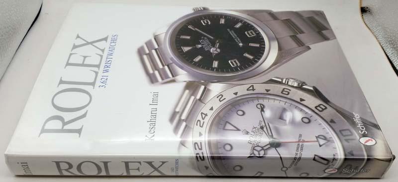 Rolex: 3,621 Wristwatches - Kesaharu Imai 2009