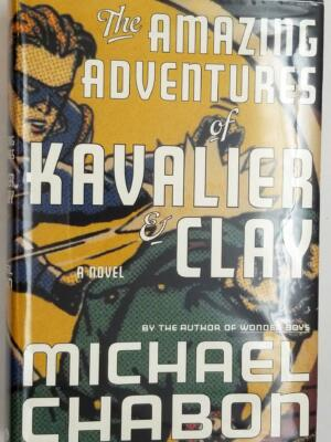 The Amazing Adventures of Kavalier & Clay - Michael Chabon 2000 SIGNED