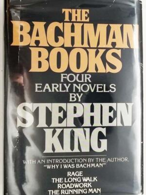 The Bachman Books - Stephen King 1985