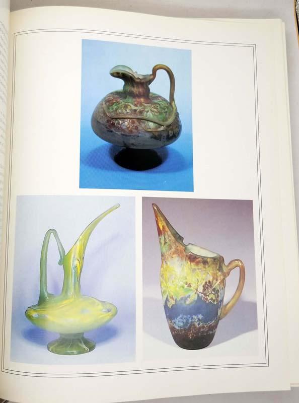 Glass: Art Nouveau to Art Deco - Victor Arwas 1987