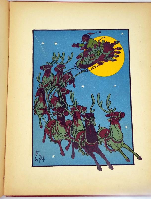 Denslow's Night Before Christmas - Clement C. Moore 1902