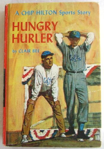 Hungry Hurler - Chip Hilton 23