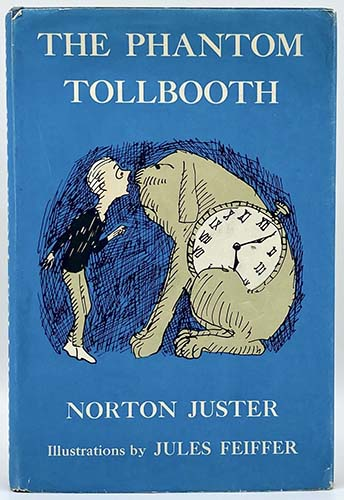 Phantom Tollbooth - Norton Juster 1961