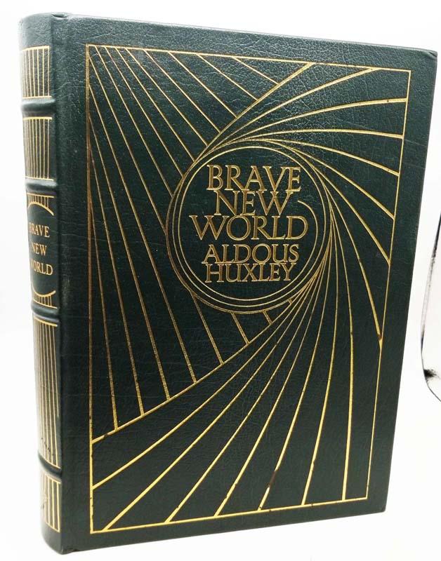 Brave New World - Aldous Huxley (Easton Press)