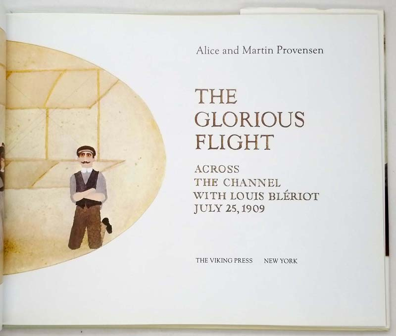 The Glorious Flight - Aline & Martin Provensen