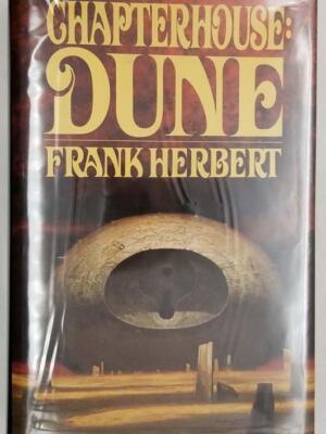 Chapterhouse: Dune - Frank Herbert 1985