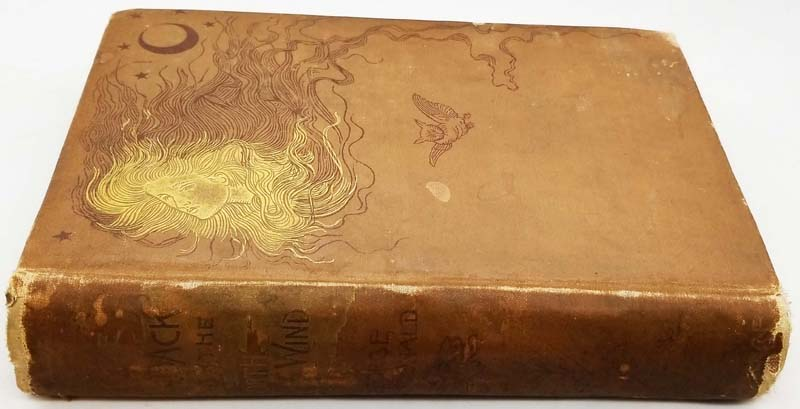 At the Back of the North Wind - George MacDonald 1880s