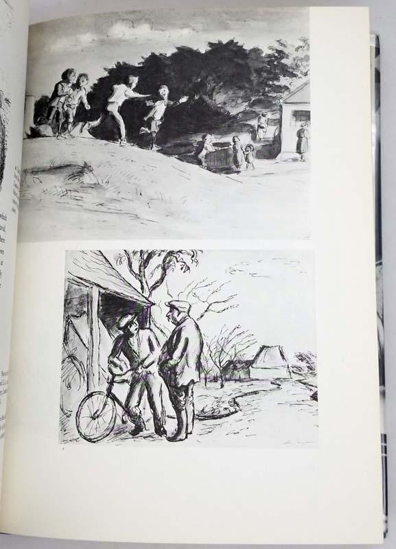 Edward Ardizzone Artist & Illustrator - Gabriel White 1979