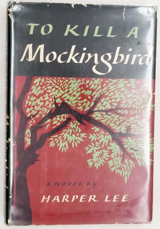 To Kill a Mockingbird - Harper Lee - 1960 1st BCE