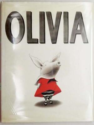 Olivia - Ian Falconer 2000