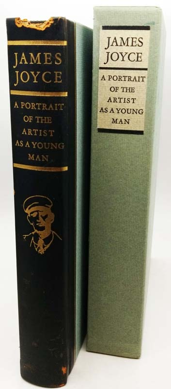 A Portrait of the Artist as a Young Man- James Joyce 1968 SIGNED