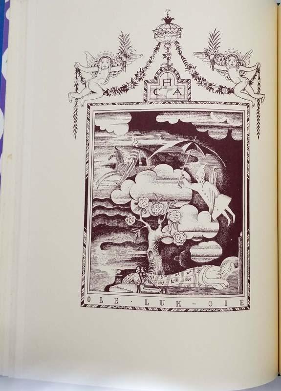Hans Christian Andersen Fairy Tales - Kay Nielsen 1981