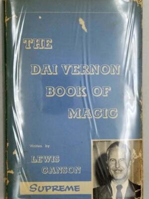 The Dai Vernon Books of Magic - Lewis Ganson 1957