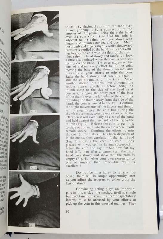 The Dai Vernon Books of Magic - Lewis Ganson 1957