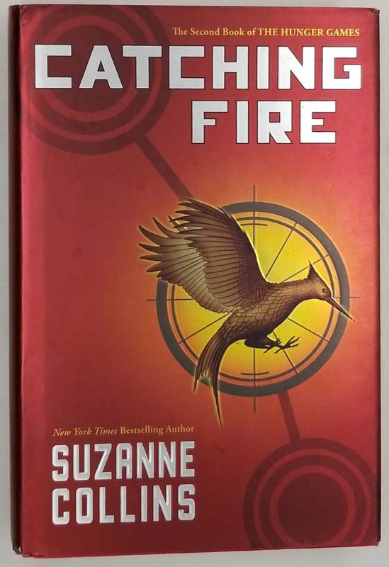 Catching Fire - Suzanne Collins 2009