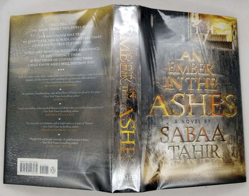 An Ember in the Ashes - Sabaa Tahir 2016