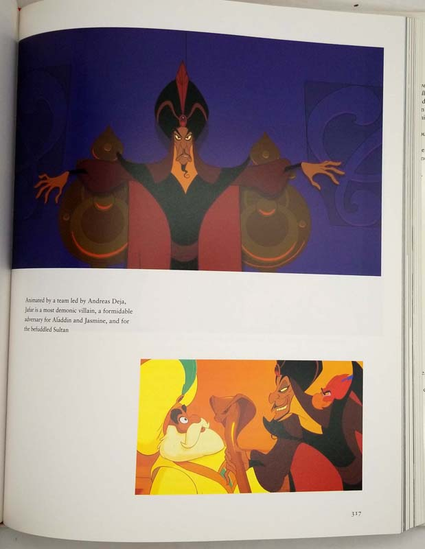 The Art Of Walt Disney: From Mickey Mouse to the Magic Kingdoms 1995