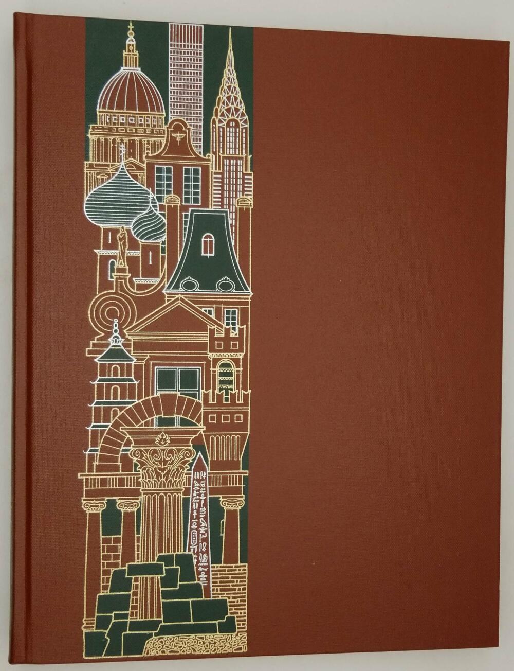 Cities And Civilizations - Christopher Hibbert 2003 | Folio Society