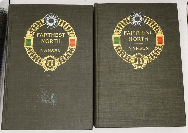 Farthest North - Fridtjof Nansen 1897