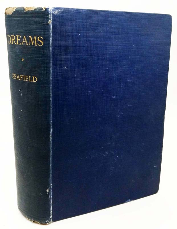 The Literature and Curiosities of Dreams - Frank Seafield 1877