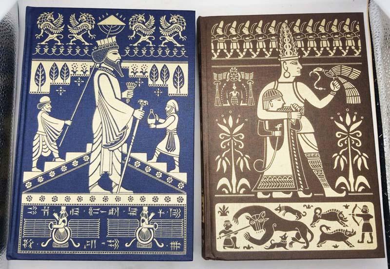 Empires of the Ancient Near East 4 vols.   Folio Society