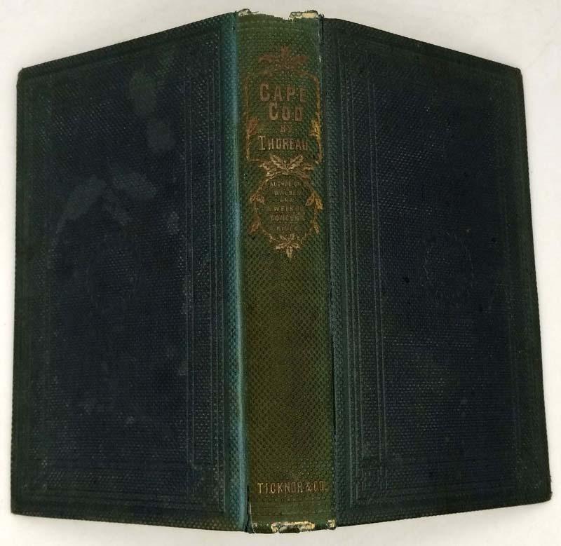 Cape Cod - Henry David Thoreau 1865