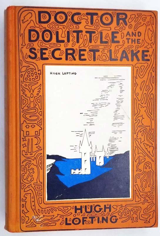 Doctor Dolittle and the Secret Lake - Hugh Lofting 1948 | 1st Edition