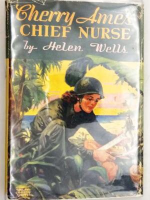 Cherry Ames #3 - Chief Nurse 1944 - Helen Wells | 1st Edition