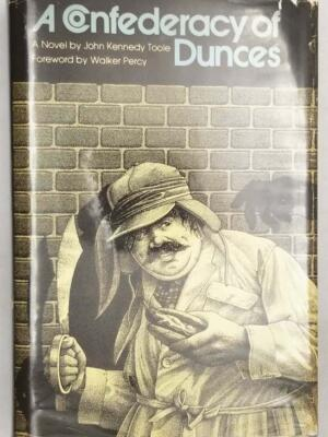 A Confederacy of Dunces - John Kennedy Toole 1980
