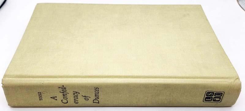 A Confederacy of Dunces - John Kennedy Toole 1980