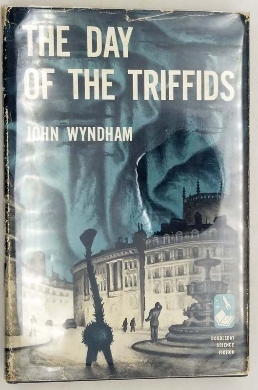 The Day of the Triffids - John Wyndham 1951