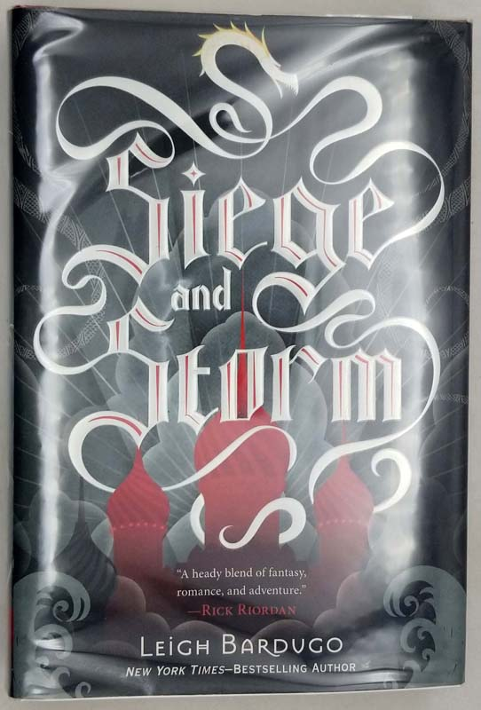 Siege and Storm - Leigh Bardugo 2013 | 1st edition