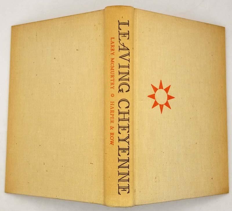 Leaving Cheyenne - Larry McMurtry 1963