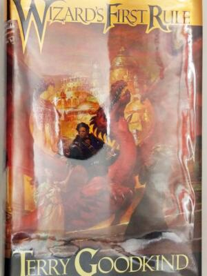 Wizard's First Rule - Terry Goodkind 1994 | 1st Edition