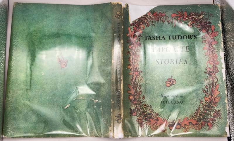 Tasha Tudor's Favorite Stories 1965 | 1st Edition